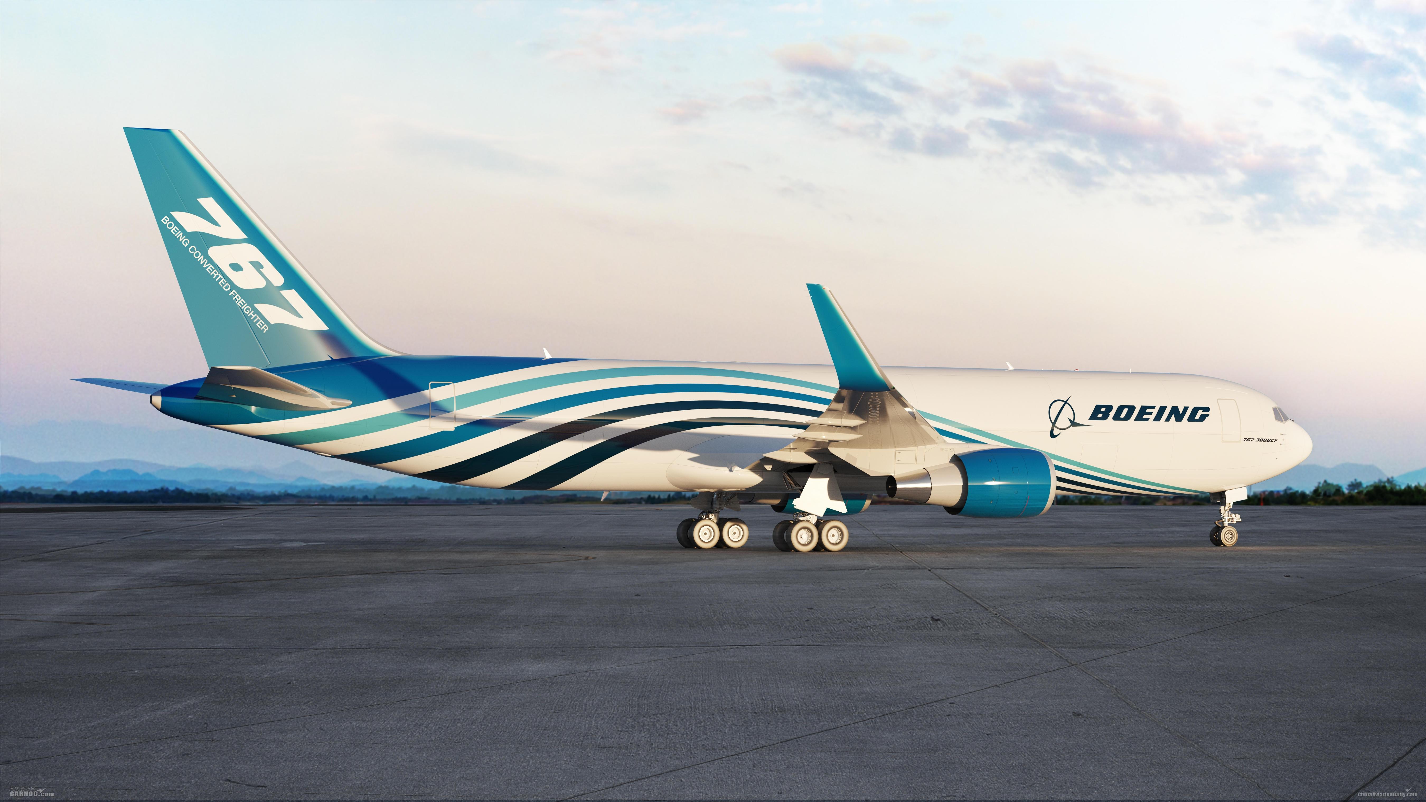 市场需求依然强劲,波音在GAMECO增设767-300BCF改装生产线