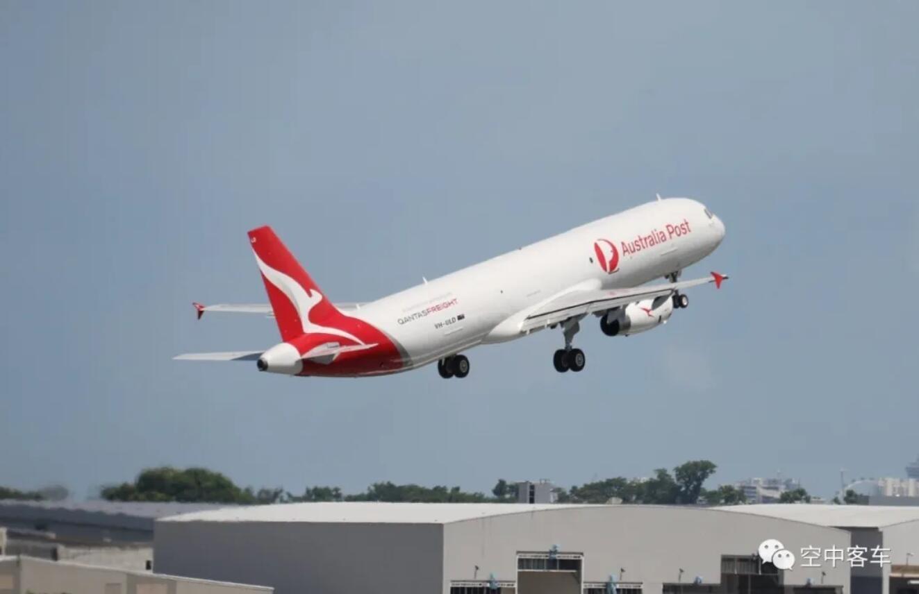 A321P2F客改货机