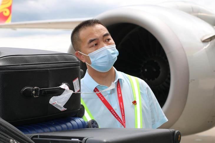 """海南航空航班保障生产线上的""""安全吹哨人"""""""
