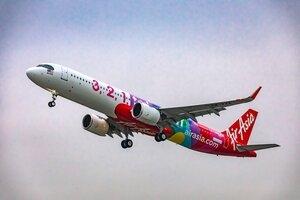 亚航重申承诺将剩余的A320机队订单转换成A321neo
