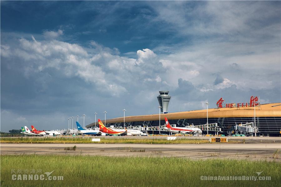 合肥新桥机场新建24个远机位缓解二期投产前运营压力