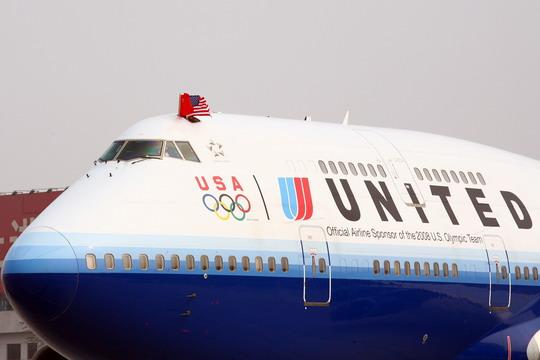 """美国联合航空将有望与大陆航空公司""""闪婚"""""""