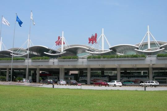 萧山机场07年吞吐量达1173万