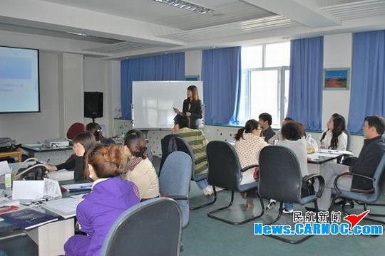 鸟车 确保飞行安全(2009-04-15 南航新疆分公司强化英语培训 提升