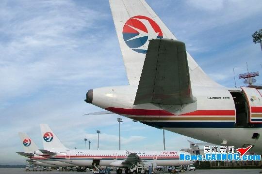 东航谋组建北京飞行队 预计3年投放50架飞机