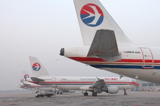 东航江苏引进新A320型飞机投放无锡基地运营