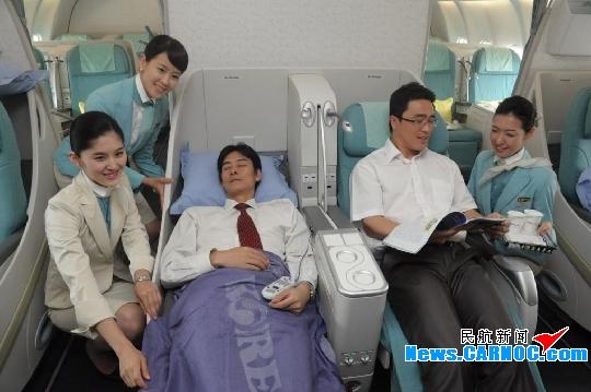 大韩航空新一代A330-200客机投入中长线运营