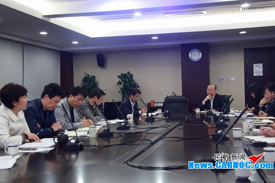 8vb网 国航党委书记樊澄赴客舱办事部展开工作调研