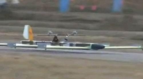 图3:这款悬浮飞机列车还存在着创新革命性问题,它的机翼必须像所图片