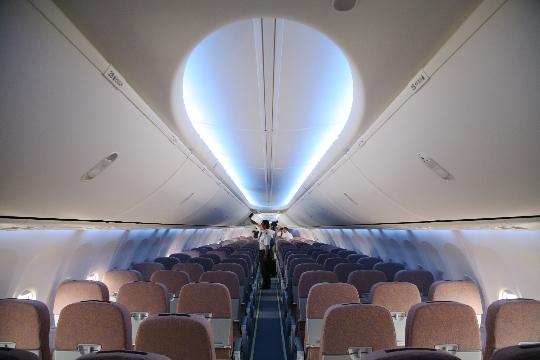 山航引进首架BSI飞机 为旅客提供新旅行体验