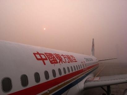 """喜迎""""十一""""黄金周 东航再添两架A320飞机"""