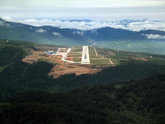 国航西南分公司资深机长谈九寨飞行安全措施