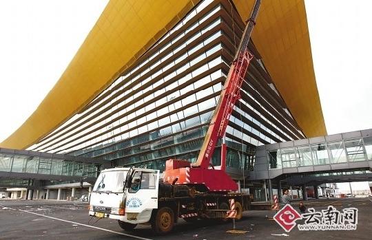 昆明新机场建设拉开竣工序幕