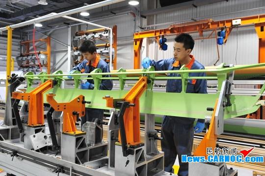 空客供应商斯耐森航空结构(天津)公司开业