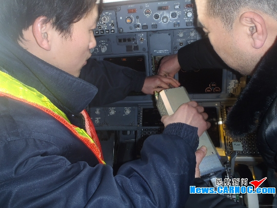 南航上海基地飞机维修厂时速大战