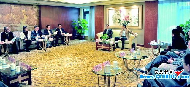 厦航将大力发展重庆市场
