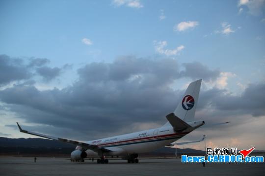 东航空客33e座位图图片大全 东方航空集团机队之空客a340