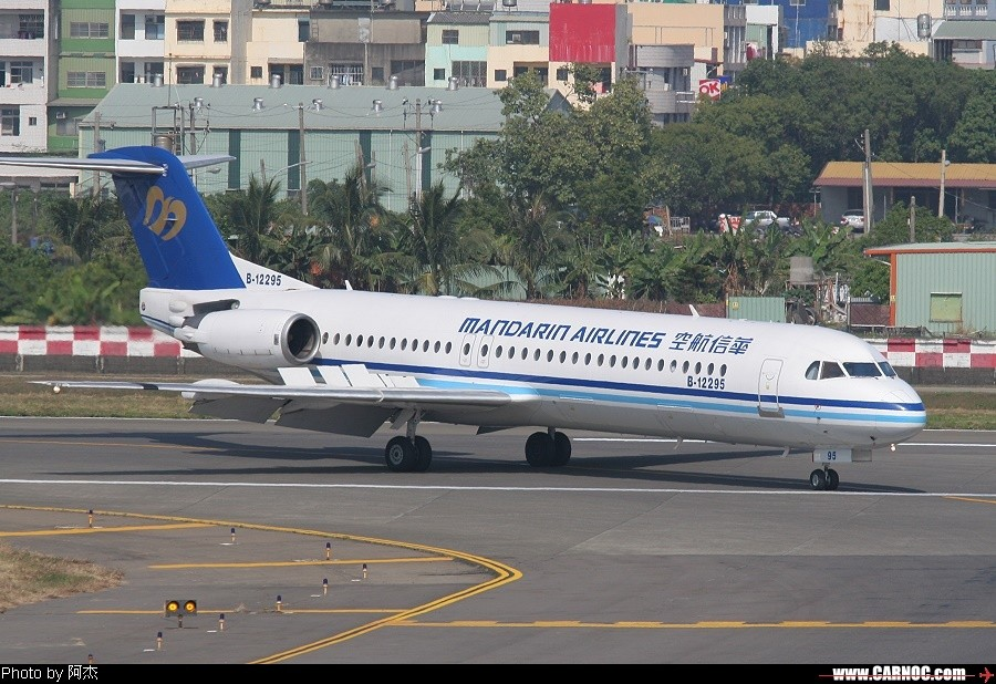 B-12295飞机图片
