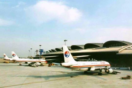图:青岛流亭国际机场