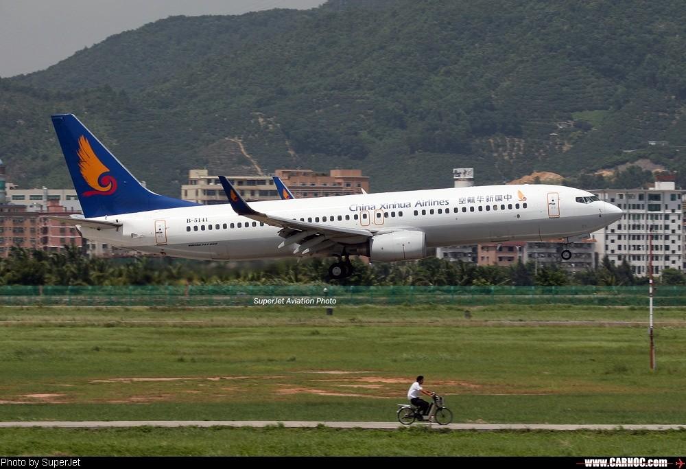 B-5141飞机图片